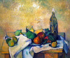 Still life, Rum - Šifra: Paul Cezanne - PC07