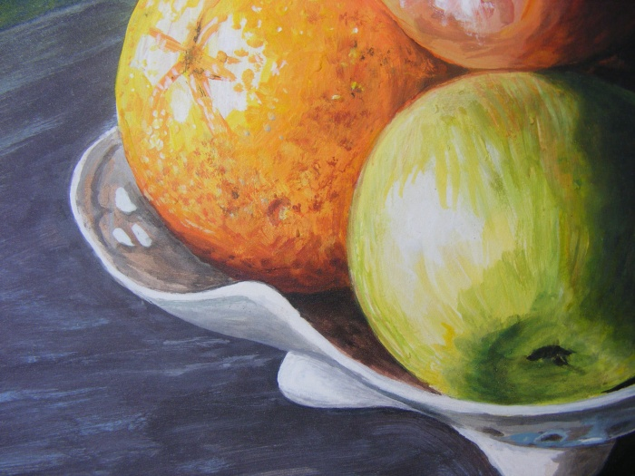 `Apples and oranges`