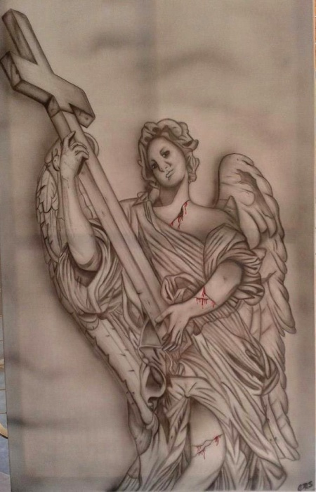 ~~ The bloody Saint Michael ~~